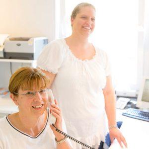 Empfang Frauenarzt Hövelhof